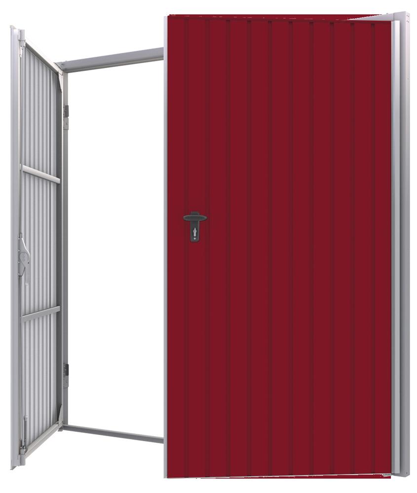 2 flg tor garagentor 2000 mm x 2000 3000 mm mehrere farbe super preis ebay. Black Bedroom Furniture Sets. Home Design Ideas